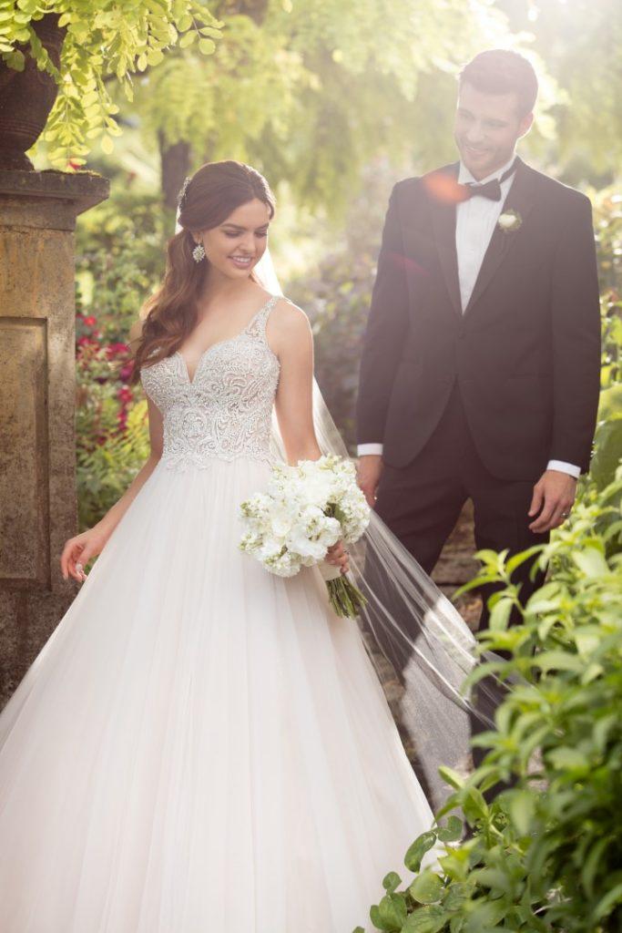 Ik ben op zoek naar de perfecte trouwjurk