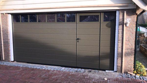 Een nieuwe garagedeur, maar welke?