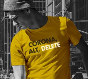 Ik ben op zoek naar een t-shirt met een quote